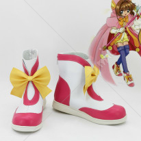 Cardcaptor Sakura Sakura TV Series Cosplay Shoes