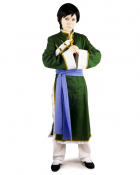 Green Black Butler Lau Cosplay Costume