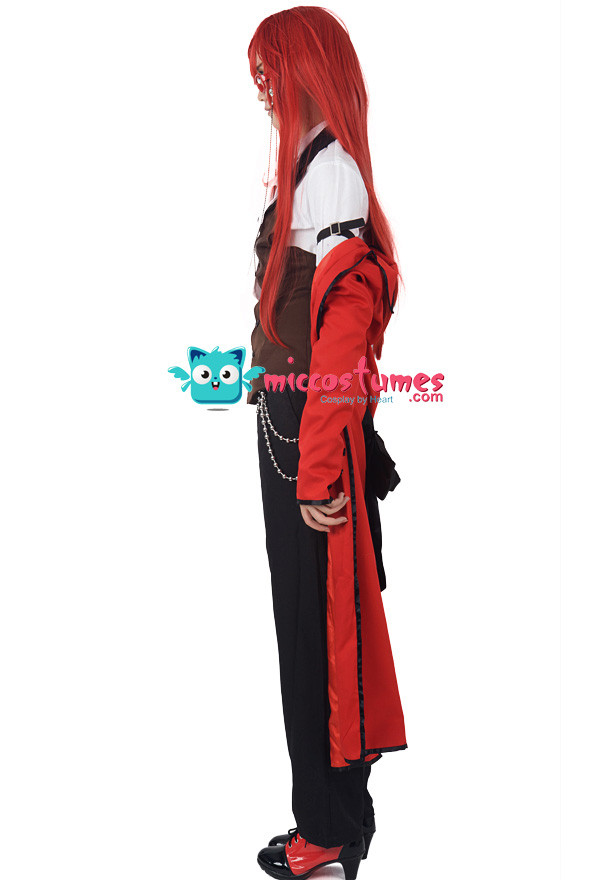 Black Butler Grell Sutcliff Cosplay Kostüme