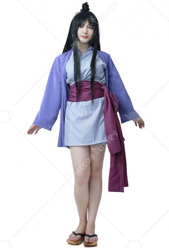 Ace Attorney Maya Fey Cosplay Costume