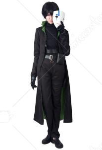 Darker than Black Costume de Cosplay Hei