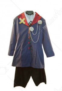 Black Butler Ciel Phantomhive Cosplay Costume