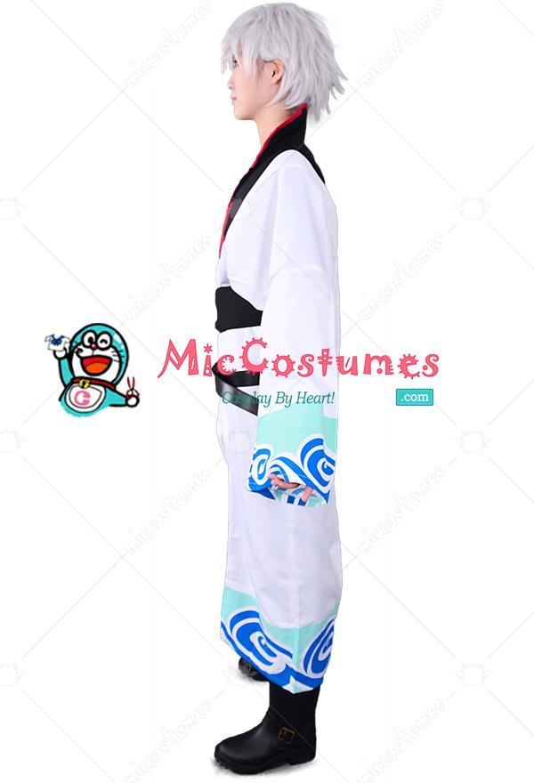 cd31d8026 Gintama Silver Soul Sakata Gintoki Costume For Sale