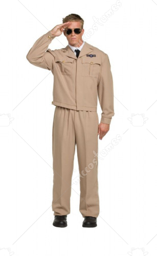 40s Male High Flyer One Size Adult Costume