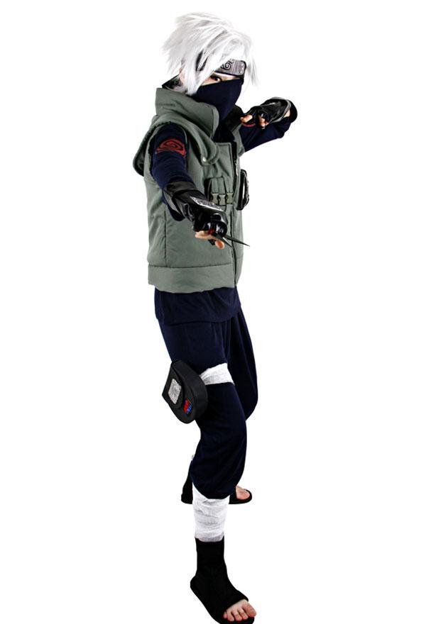 Naruto Kakashi Hatake Cosplay Kostüme