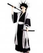 Bleach 11th Division Captain Kenpachi Zaraki Cosplay Costume