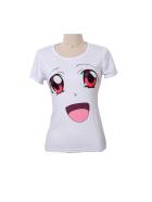 Women's Anime Eyes Cute Shirts