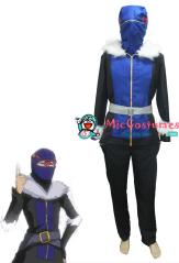 Bleach Noba Cosplay Costume