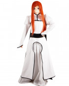 Bleach Orihime Inoue Arrancar Cosplay Costume