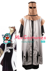 Bleach 7th Division Captain Sajin Komamura Cosplay Costume