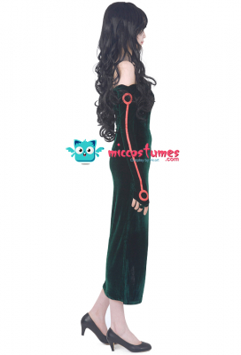 Fullmetal Alchemist Lust Cosplay Costume