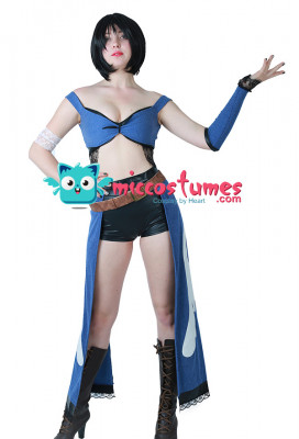 Final Fantasy VIII Dion Rogers Rinoa Heartilly Cosplay Costume