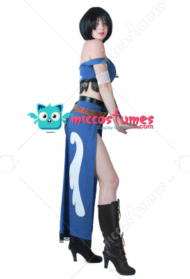 [Free US Economy Shipping] Final Fantasy VIII Dion Rogers Rinoa Heartilly Cosplay Costume