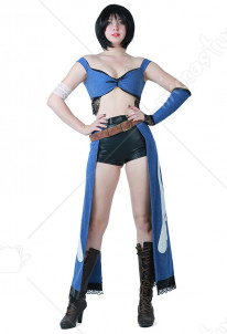 Final Fantasy VIII Dion Rogers' Rinoa Heartilly Cosplay Costume
