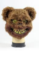 [Free US Economy Shipping] Halloween Cosplay Bloody Bear Cosplay Mask Furry Animal Mask
