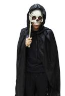[Free US Economy Shipping] Halloween Cosplay Horror Mask Masquerade Mask Hand Held Shantou Mask