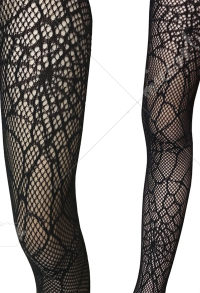 Halloween Uniform Accessory Pantyhose Spider Vampire Bat Pantyhose