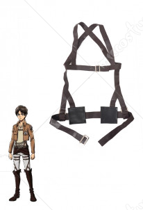 Attack on Titan Cosplay Belt Prop