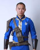 Fallout 4 Sole Survivor Cosplay Belts Set