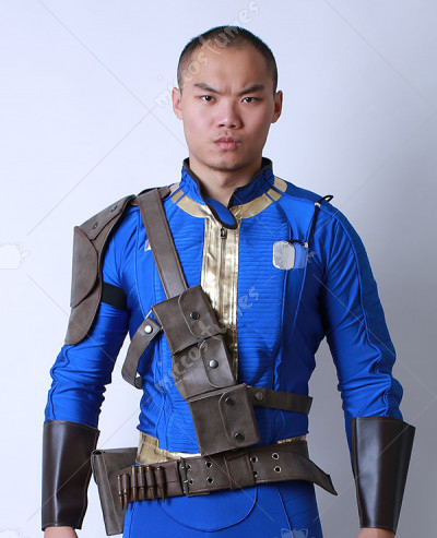 Fallout 4 Sole Survivor Cosplay Belts Set