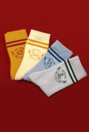 [Free US Economy Shipping] Harry Potter Socks Snape HermioneMalfoy Slytherin Cotton Socks