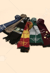 Harry Potter Scarf Fantastic Beasts 2 Accessories Slytherin Scarf