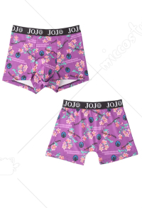JoJos Bizarre Adventure Giorno Giovanna Mens Boxer Briefs Women Short Leggings Underwear