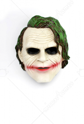 Supervillain Joker Mask Inspired by Batman Make to Order