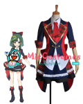 AKB0048 Minami Takahashi the 5th Performance Costume Cosplay Costume