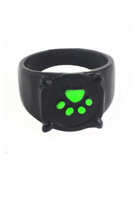 Agreste Black Cat Ring