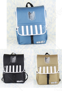Attack on Titan Waterproof Bag Backpack