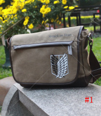 Attack on Titan Shoulder Bag Two Colors