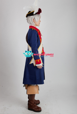 Axis Powers Hetalia Prussia Seven Years' War Cosplay Costume