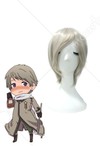 Hetalia Axis Powers Russia Cosplay Wig