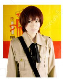 Axis Powers Hetalia Antonio Spain Cosplay Wig