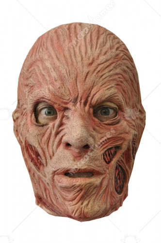 A Nightmare On Elm Street - Freddy Krueger Foam Latex Adult Mask