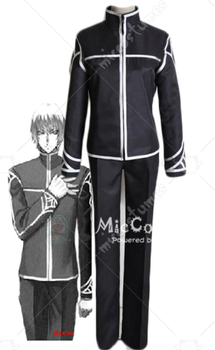 Aesthetica of a Rogue Hero Cosplay Male Uniform