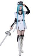 Akame ga KILL! Esdeath Cosplay Costume