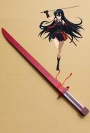 Akame ga KILL! Akame Cosplay Demon Sword Murasame