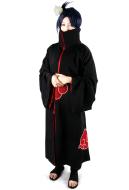 Naruto Akatsuki Konan Cosplay Costume