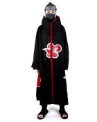 Naruto Akatsuki Kakuzu Cosplay Costume