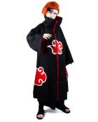 Naruto Akatsuki Pein Cosplay Costume