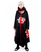 Naruto Akatsuki Hidan Cosplay Costume