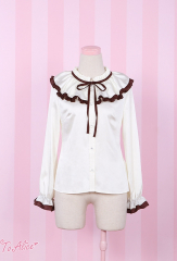 To Alice Cookie Lolita Shirt