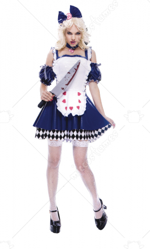 Alice Wicked Womens Costume