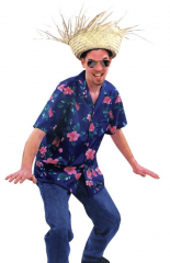 Aloha Shirt Adult Costume
