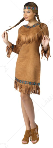 American Indian Women Costume