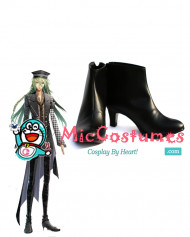 Amnesia Ukyo Cosplay Shoes