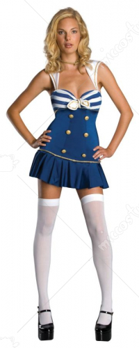 Anchors Away Adult Costume