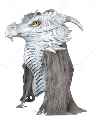 Ancient Dragon Premiere Mask